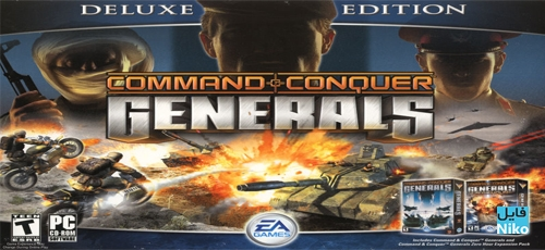 command and conquer generals - دانلود بازی Command and Conquer Generals Deluxe Edition برای PC
