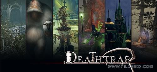 deathtrap 500x230 - دانلود بازی Deathtrap برای PC
