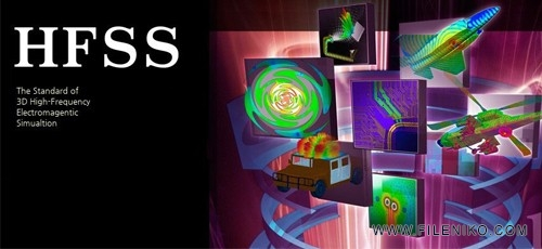 hfss 500x230 - دانلود ANSYS HFSS 15.0.3 نرم افزار شبیه سازی سه بعدی سیستم های الکترومغناطیسی