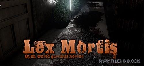 lexmortis 500x230 - دانلود بازی Lex Mortis برای PC