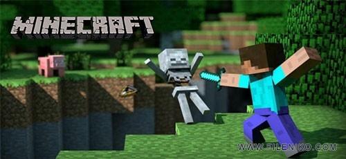 minecraft 1 500x230 - دانلود بازی Minecraft برای PC
