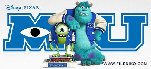 monster.university - دانلود انیمیشن Monsters University دانشگاه هیولاها با دوبله فارسی