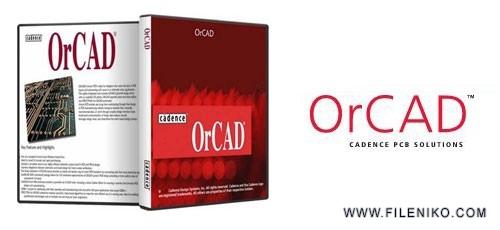 orcad 500x230 - دانلود Cadence SPB OrCAD 17.40.008-2019 طراحی مدارهای الکترونیکی