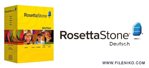 rosetta stone Deutsch 500x230 - دانلود Rosetta Stone German v3 Level 1-5  آموزش زبان آلمانی