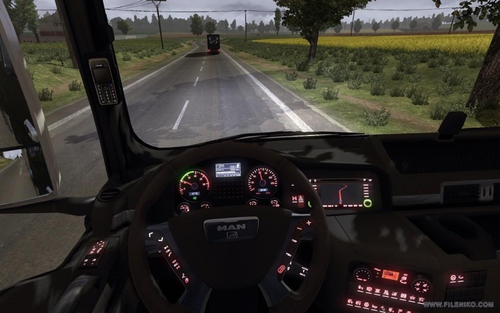Euro Truck Simulator 2, 19 Ekim 2012'de SCS Software firması tarafında yayınlanmış bir kamyon oyunudur. Simulator 2 - Raven Truck Design Pack ▪ Euro Truck Simulator 2 - Norwegian Paint Jobs Pack ▪ Euro Truck Simulator 2 İşletim Sistemi: Windows XP ve üzeri (32 veya 64 bit).