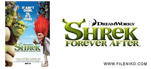 shrek 4 - دانلود انیمیشن شرک برای همیشه – Shrek 4: Forever After دوبله فارسی