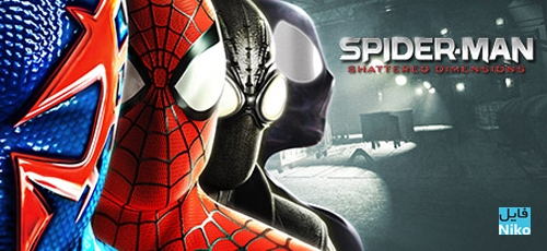 spider man shattered dimensions - دانلود بازی Spider-Man Shattered Dimensions برای PC