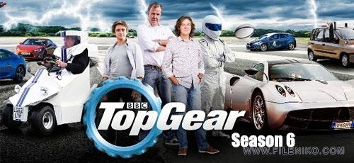 top gear6 - دانلود Top Gear Season 6  فصل 6 مستند تخت گاز