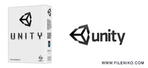 unity 500x230 - دانلود Unity Pro 2018.3.13f1 ساخت بازی های 3 بعدی