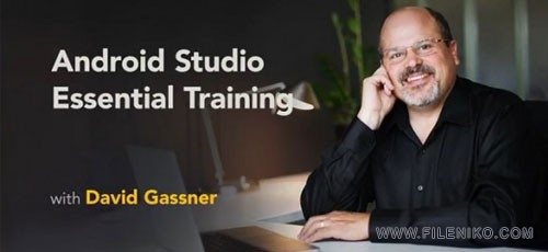 Android Studio Essential Training 500x230 - دانلود Lynda Android Studio Essential Training آموزش برنامه نویسی اندروید
