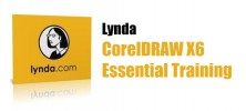CorelDRAW X6 Essential Training 222x100 - دانلود ویدیوهای آموزشی Lynda CorelDRAW X6 Essential Training