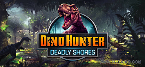 DINO HUNTER DEADLY SHORES 1 500x230 - دانلود بازی DINO HUNTER: DEADLY SHORES 1.3.5 برای اندروید