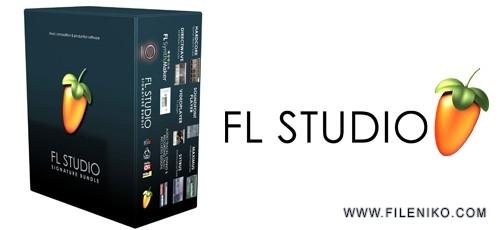 FL Studio 500x230 - دانلود FL Studio Producer Edition 20.1.2.887 نرم افزار آهنگ سازی به همراه VSTها و پلاگین ها