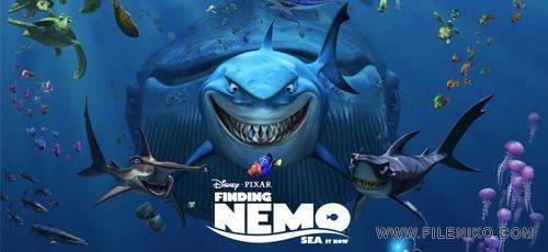 دانلود انیمیشن Finding Nemo  در جستجوی نمو دوبله فارسی + زبان اصلی