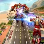 Iron Man 3 boss fight 150x150 - دانلود Iron Man 3 The Official Game 1.6.9g بازی مرد آهنی 3 اندروید به همراه دیتا
