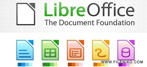 LibreOffice 500x230 - دانلود LibreOffice 7.0.0.3 رقیب قدرتمند آفیس