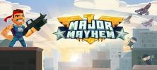 Major Mayhem 4 222x100 - دانلود بازی Major Mayhem 1.1.3 برای اندروید به همراه نسخه مود شده