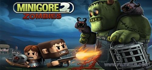 Minigore 2 Zombies 1 500x230 - دانلود بازی Minigore 2: Zombies برای اندروید