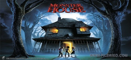 Monster House 500x230 - دانلود انیمیشن Monster House خانه هیولا دوبله فارسی دو زبانه