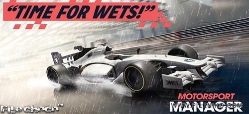 دانلود Motorsport Manager 1.1.4 بازی ماشین سواری اندروید به همراه دیتا و نسخه مود شده و تریلر