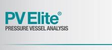 PV Elite 222x100 - دانلود Intergraph PV Elite 2018 v20.00 نرم افزار طراحی مخازن تحت فشار و مبدلهای حرارتی