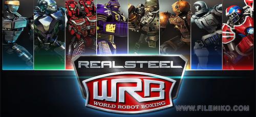 دانلود Real Steel Champions برای اندروید به همراه دیتا