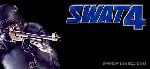 دانلود بازی SWAT 4 برای PC
