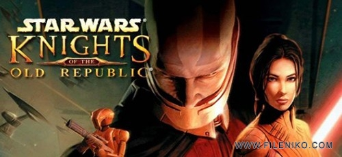 Star Wars Knights of the Old Republic 500x230 - دانلود Star Wars Knights of the Old Republic برای PC