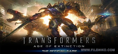 TRANSFORMERS AGE OF EXTINCTION 2 500x230 - دانلود بازی TRANSFORMERS AGE OF EXTINCTION v1.11.11 برای اندروید + نسخه مود