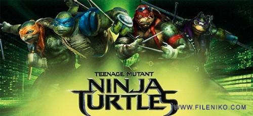 دانلود انیمیشن Teenage Mutant Ninja Turtles: TMNT لاکپشتهای نینجا دوبله فارسی +دو زبانه