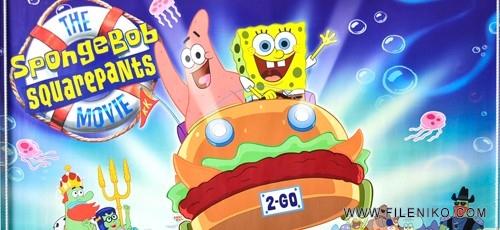 دانلود The SpongeBob SquarePants Movie باب اسفنجی شلوار مکعبی دوبله فارسی + زبان اصلی