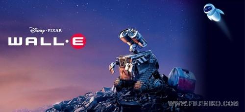 WALL.E 500x230 - دانلود انیمیشن WALL-E  وال-ای  دوبله فارسی + دو زبانه