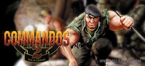 دانلود بازی Commandos 2 Men of Courage برای PC