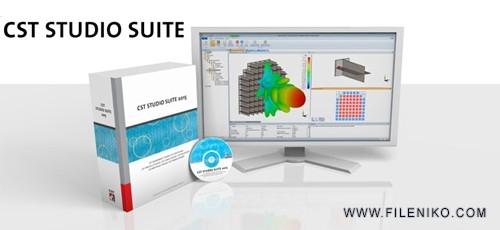 cst 500x230 - دانلود CST Studio Suite 2019 SP1 آنالیز و طراحی الکترومغناطیس