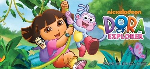 دانلود فصل اول انیمیشن سریالی Dora the Explorer دورای جستجوگر
