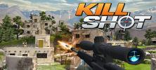 kill shot 1 222x100 - دانلود Kill Shot 3.5  بازی شلیک مرگبار اندروید + مود