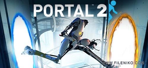 portal2 500x230 - دانلود بازی Portal 2 برای PC