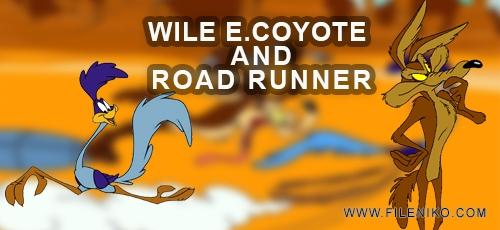 rr - دانلود انیمیشن سریالی Wile E.Coyote and Road Runner میگمیگ و کایوت