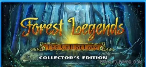 screen568x568 500x230 - دانلود Forest Legends: The Call Of Love 1.2 بازی ماجراجویی افسانه های جنگل به همراه دیتا