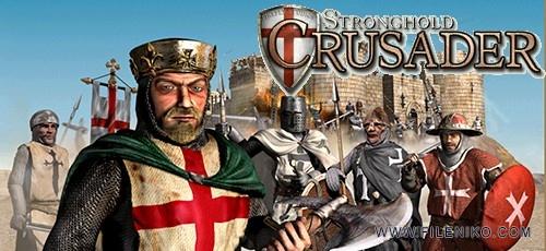 stronghold crusader 500x230 - دانلود بازی Stronghold Crusader  جنگ های صلیبی نسخه فارسی برای PC