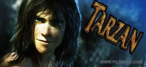 tarzan 500x230 - دانلود انیمیشن Tarzan تارزان دوبله فارسی +دو زبانه
