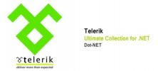 telerik 222x100 - دانلود Telerik Ultimate Collection for .NET 2019 R1 Retail کامپوننت های تلریک