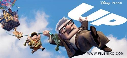 up 500x230 - دانلود انیمیشن Up بالا دوبله فارسی + دو زبانه