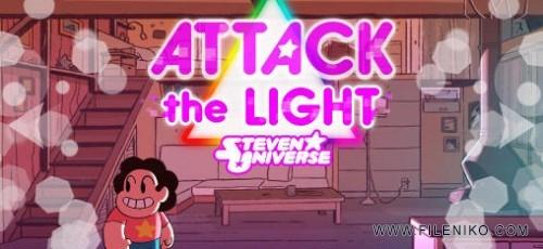 1 attack the light steven universe 500x230 - دانلود Attack the Light 1.0.0 بازی حمله به نور اندروید به همراه نسخه مود شده و دیتا
