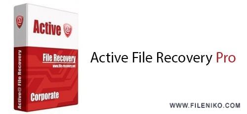 Active File Recovery Pro  500x230 - دانلود Active File Recovery Pro + Ultimate Corporate 15.0.7 نرم افزار بازیابی اطلاعات