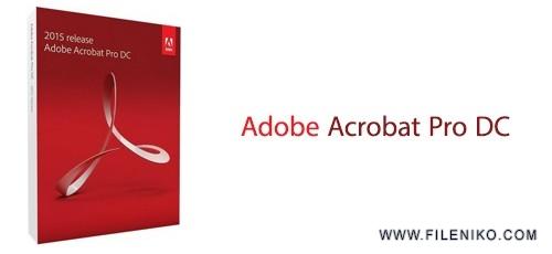 Adobe Acrobat Pro DC 500x230 - دانلود Adobe Acrobat Pro DC 2019.008.20080 نرم افزار مدیریت PDF