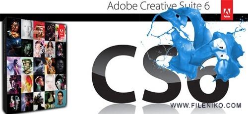 Adobe Creative Suite CS6 Master Collection 500x230 - دانلود Adobe Creative Suite CS6 Master Collection مجموعه نرم افزار Adobe