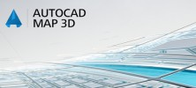 Autodesk AutoCAD Map 3D 222x100 - دانلود Autodesk AutoCAD Map 3D 2020 طراحی و مدیریت پروژه ساختمانی