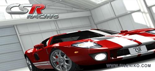 CSR Racing - دانلود بازی CSR Racing 3.3.0 – مسابقات اتومبیلرانی بی نظیر اندروید + دیتا