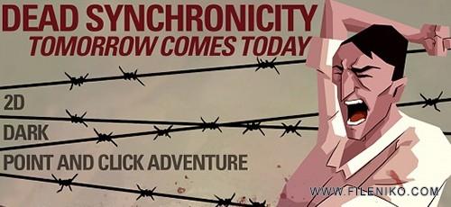 Dead Synchronicity Tomorrow Comes Today 500x230 - دانلود بازی Dead Synchronicity Tomorrow Comes Today برای PC